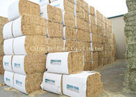 Wear Resisting Hay Bale Sleeves Woven Polypropylene Cloth BOPP Film