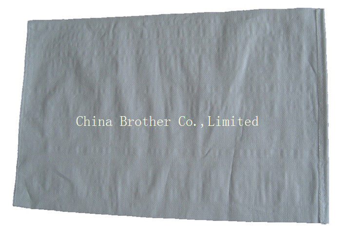 Customized Color Pe Liner Bag , Recyclable Sand Packing Woven Sack Bags